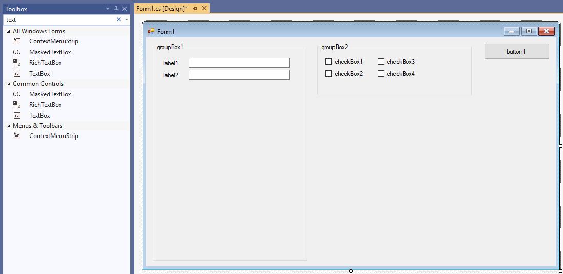 NET Technology Stacks for Windows Desktop Development